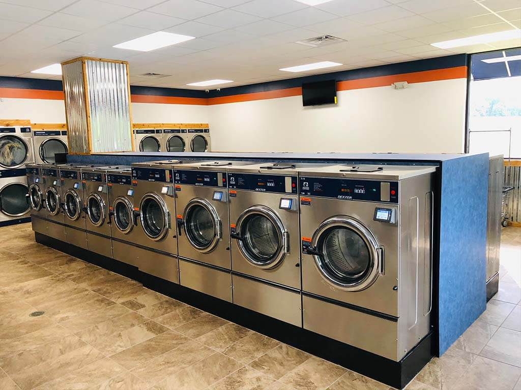keyway iowa blvd coin laundry machines