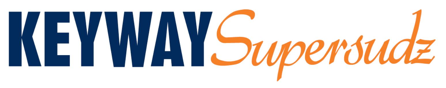 Keyway Supersudz